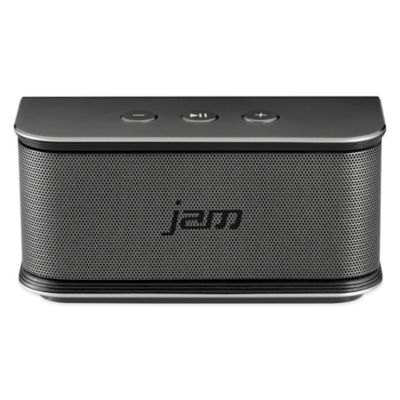 Jam® Alloy Wireless Bluetooth® Speaker