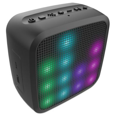 Jam® Trance Mini Wireless Bluetooth® Light Show Speaker