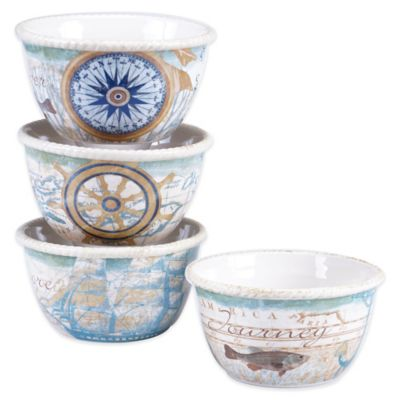 Microwave Safe Cream Bowls