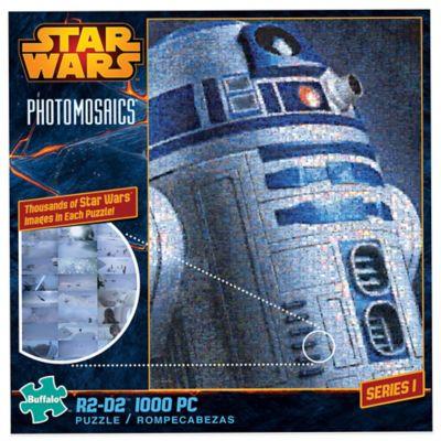 Star Wars™ Photomosaics 1,000-Piece R2-D2 Jigsaw Puzzle