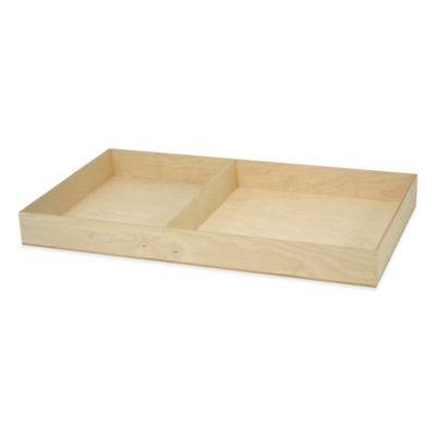 Rhino Trunk and Case™ Colossus Hardwood Organizer Tray
