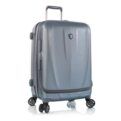 Heys® Vantage Smart Luggage™ 21-Inch Carry On Spinner in Slate Blue