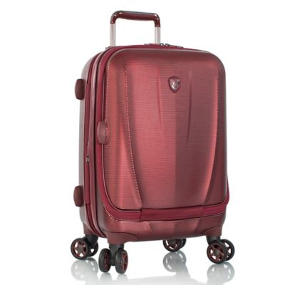 Heys® Vantage Smart Luggage™ 26-Inch Expandable Spinner in Burgundy
