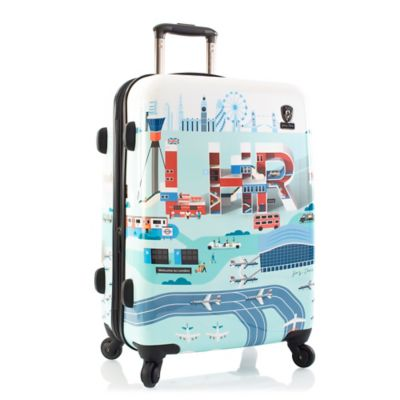 Heys® Jing Zhang IATA 26-Inch London Heathrow Airport (LHR) Expandable Spinner