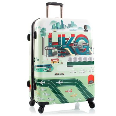 Heys® Jing Zhang IATA 30-Inch Hong Kong International Airport (HKG) Expandable Spinner