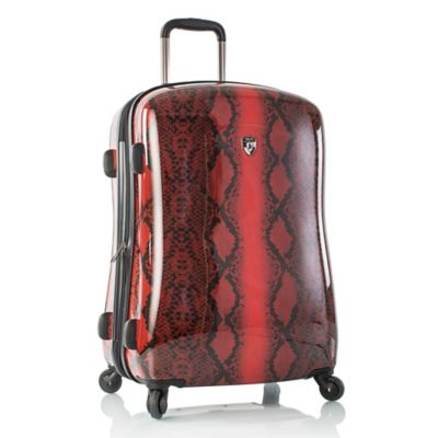 Heys® 21-Inch Exotic Python Fashion Spinner Luggage