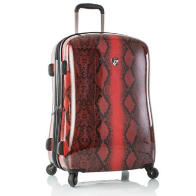 Heys® 26-Inch Exotic Python Fashion Spinner Luggage