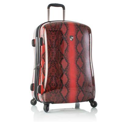 Heys® 30-Inch Exotic Python Fashion Spinner Luggage