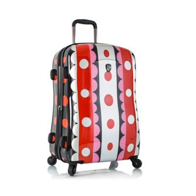 Heys® Sixties Mod 21-Inch Expandable Fashion Spinner
