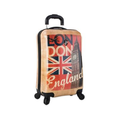 Heys America® Vintage Traveler 21-Inch Carry On Spinner