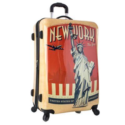 Heys America® Vintage Traveler 30-Inch Spinner
