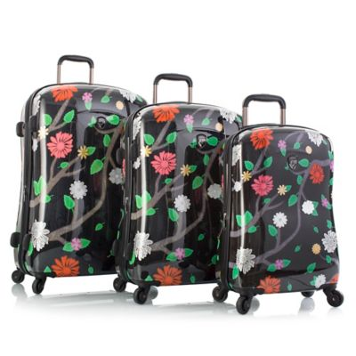 Heys® 3-Piece Flora Fashion Spinner Luggage