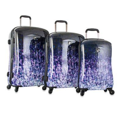 Heys® Ombre Dusk 3-Piece Fashion Multicolor Spinner Set