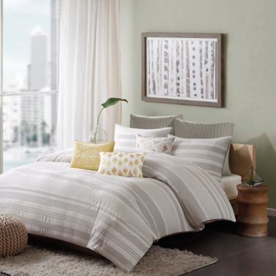 Ink + Ivy Lakeside Full/Queen Comforter Set