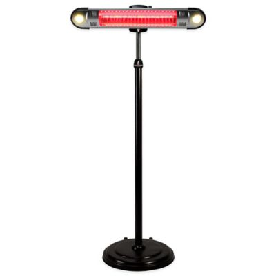 Lava Heat Wall-E Infrared Indoor/Outdoor Heater in Bronze