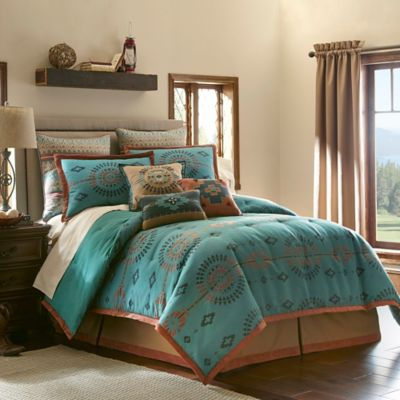 Painted Desert California King Comforter Set