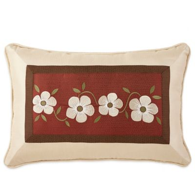 Cheyenne Breakfast Throw Pillow in Brown