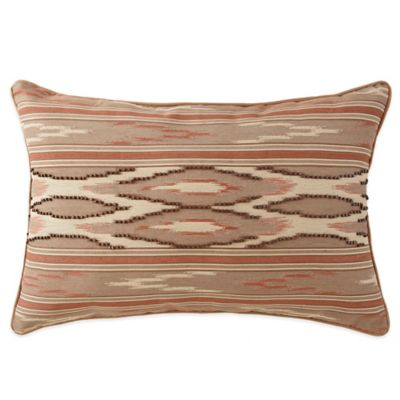 Desert Ridge Oblong Throw Pillow