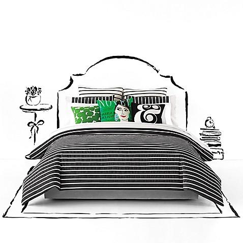 Buy Kate Spade New York Harbour Stripe European Pillow