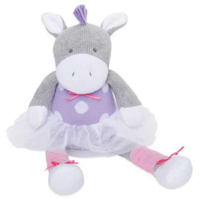 Elegant Baby® Ballerina Pony Plush