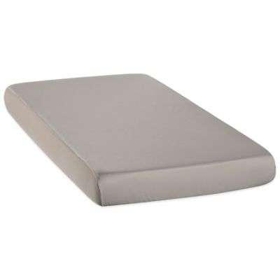 BEDGEAR™ DRI-TEC® Fitted Crib Sheet in Cream