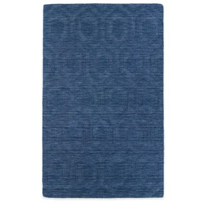 Kaleen Imprints Modern 5-Foot x 8-Foot Rug in Blue