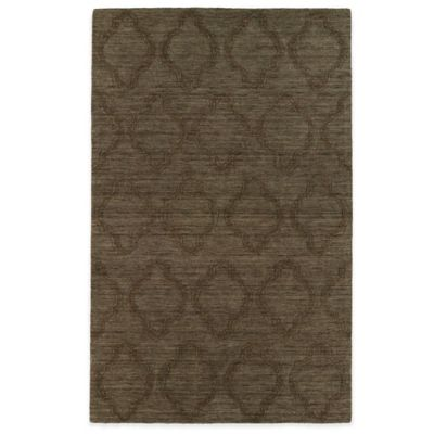 Kaleen Imprints Modern 5-Foot x 8-Foot Rug in Brown