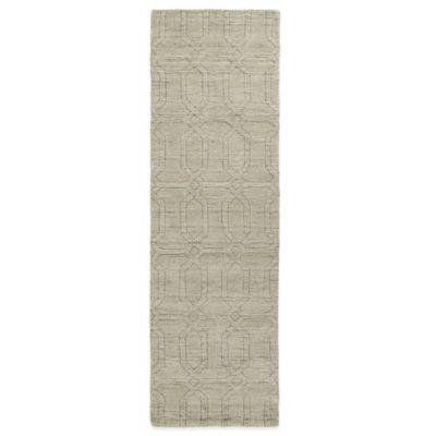 Kaleen Imprints Modern 2-Foot 6-Inch x 8-Foot Rug in Beige