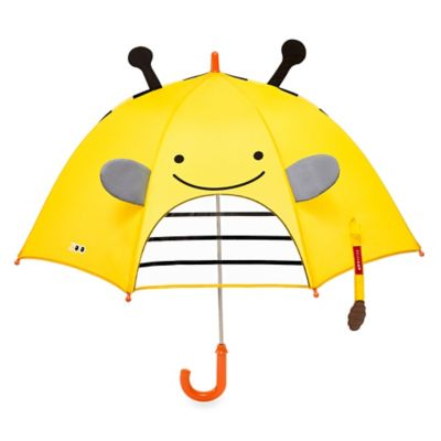 SKIP*HOP® Zoobrella Little Kid Bee Umbrella in Yellow