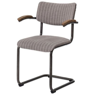 Irondale Quinn Dining Chair in Brown