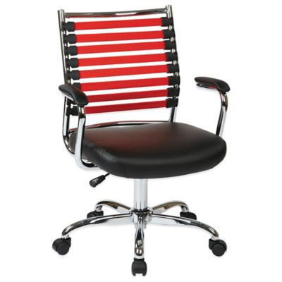Black Red Office Chair