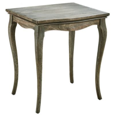 Uttermost Gabri Driftwood Side Table