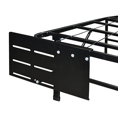 E Rest Headboard Footboard Brackets In Black Set Of 2