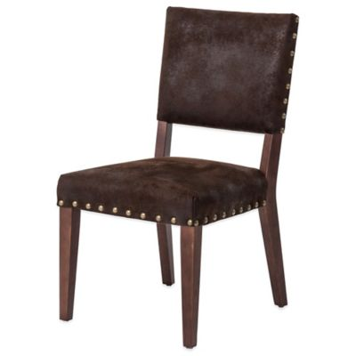 Urban Oasis Skye Dining Chair in Brown