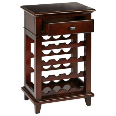 Napa Wine Storage Rack in Cherry