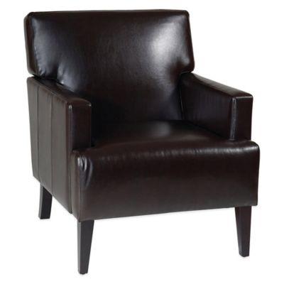 Carrington Armchair in Espresso