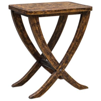 Uttermost Masago Wood Accent Table