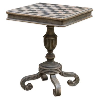 Uttermost Gwennan Game Wooden Table