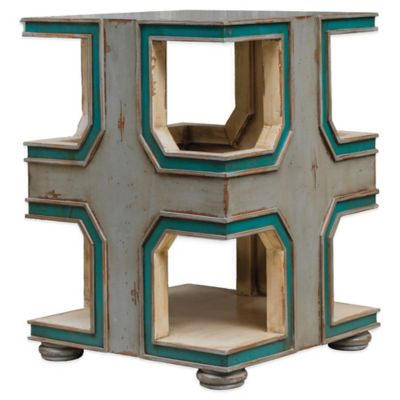 Uttermost Kinzley Painted Accent Table