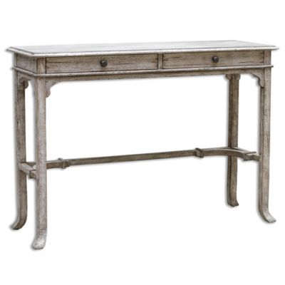 Uttermost Bridgely Wooden Console Table