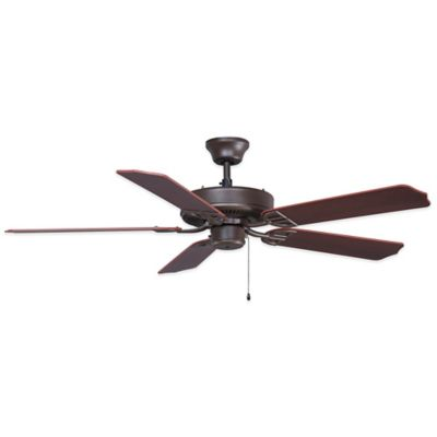 AireDécor by Fanimation 52-Inch Ceiling Fan in Oil Rubbed Bronze
