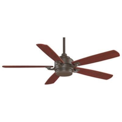 Fanimation Benito™ 52-Inch Ceiling Fan in Polished Nickel