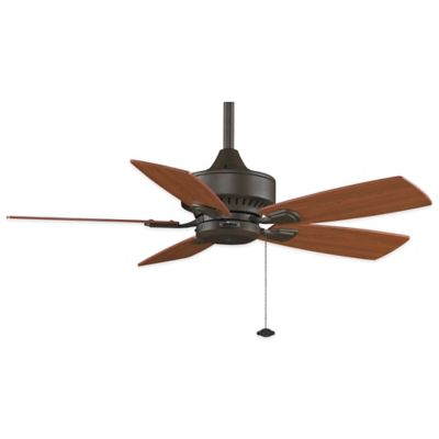 Fanimation Cancun™ 42-Inch Ceiling Fan in Oil Rubbed Bronze
