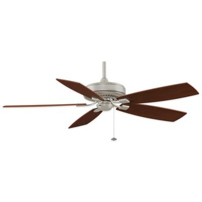 Fanimation Edgewood® Deluxe Wet Location 60-Inch x 14.6-Inch Ceiling Fan in White