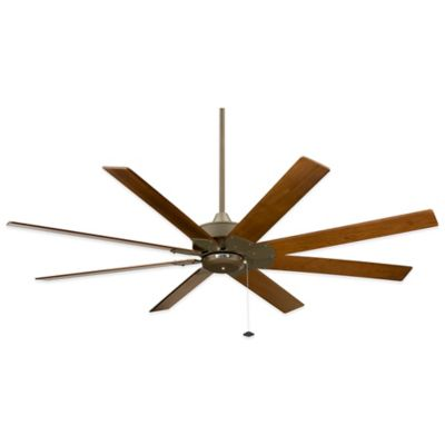 Fanimation Levon 63-Inch x 15-Inch Ceiling Fan in Oil-Rubbed Bronze