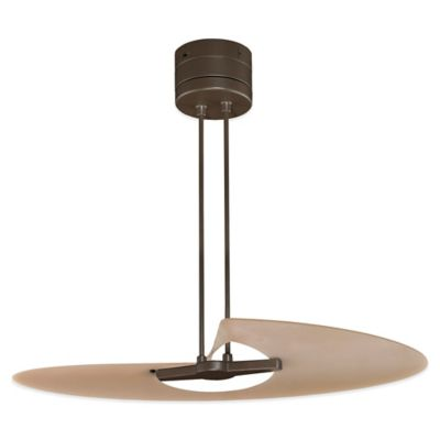 Fanimation Marea 42-Inch Ceiling Fan in Satin Nickel