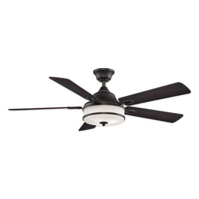 Fanimation Stafford™ 52-Inch x 15.6-Inch Ceiling Fan in Nickel