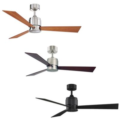 Fanimation Zonix™ 54-Inch x 15-Inch Ceiling Fan in Satin Nickel