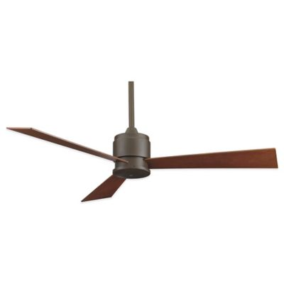 Fanimation Zonix™ 54-Inch x 15.4-Inch Ceiling Fan in Brushed Nickel
