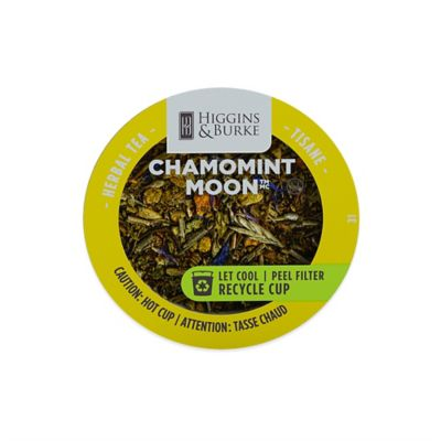 24-Count Higgins & Burke™ Chamomint Moon™ Tea RealCup for Single Serve Coffee Makers